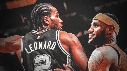 Jalen Rose says Kawhi Leonard has opportunity to become LeBron James of the East