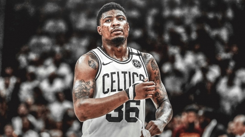Marcus Smart to meet with Celtics officials in Boston to iron out deal