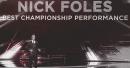 Eagles QB Nick Foles wins Best Championship Performance at 2018 ESPYs