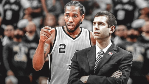 Celtics had 8 players off the table in Kawhi Leonard talks with Spurs