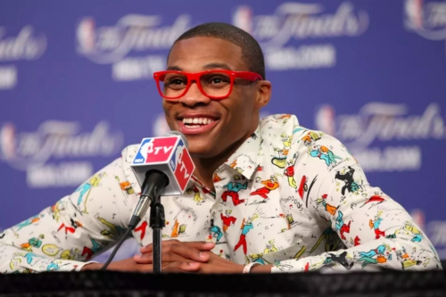 Russell Westbrook featured in SI's Fashionable 50 List