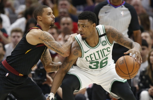 Marcus Smart re-signs with Boston Celtics after rare free agency experience