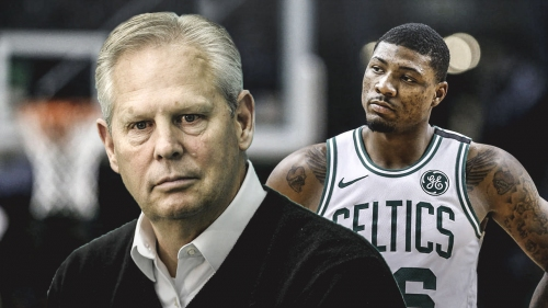 Danny Ainge had 4-year, $52 million deal for Marcus Smart on Tuesday, but walked it back