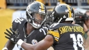 Steelers WR JuJu Smith-Schuster offers to pay Le'Veon Bell to stay in Pittsburgh