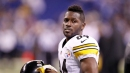 Antonio Brown says Steelers' Super Bowl window 'getting smaller and smaller'