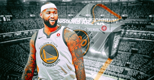 DeMarcus Cousins to wear No. 0 for Warriors
