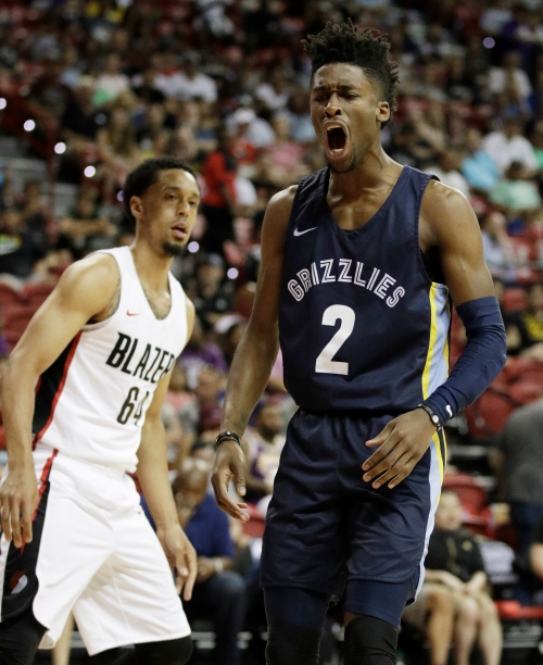 What did NBA Summer League show us about Grizzlies guards Markel Crawford, Jevon Carter, others?