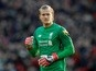 Team News: Jurgen Klopp keeps Loris Karius in goal as Liverpool face Blackburn Rovers