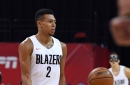 Blazers Guarantee Wade Baldwin's Contract