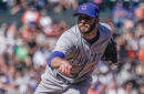Cubs roster move: Brandon Morrow activated, Anthony Bass to DL
