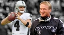 Raiders QB Derek Carr raves about chemistry, relationship with Jon Gruden