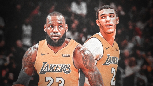 Lakers believe they have own 'Death Lineup' with LeBron James at center