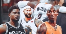 Warriors' DeMarcus Cousins spoke with Kobe Bryant, Rudy Gay, Wes Matthews about Achilles injury