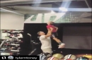 Like father, like son: Drew Brees' sons, father show off trick shot skills in Dude Perfect video