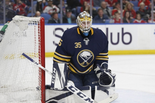 Sabres Hope to Develop from Within