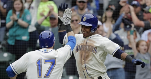 Embrace the ride, Mariners fans: It's time for a playoff race