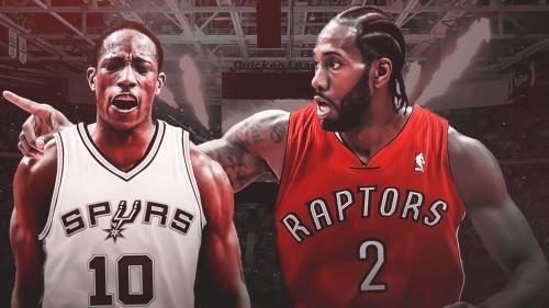 Who won the Kawhi Leonard-DeMar DeRozan trade the Spurs or Raptors?