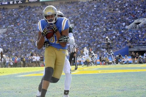 UCLA Football: Caleb Wilson Named to 2018 John Mackey Award Watch List