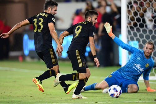 Major Link Soccer: LAFC Open Cup win prostested