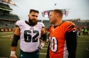 Ex-UC star Jason Kelce of Eagles to play baritone saxophone with Philadelphia Orchestra