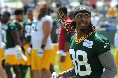 Packers Training Camp Preview: Draft & Free agent additions revamp CB room