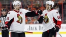 Hoffman's fiancee asks to see all evidence she cyberbullied Karlsson's wife