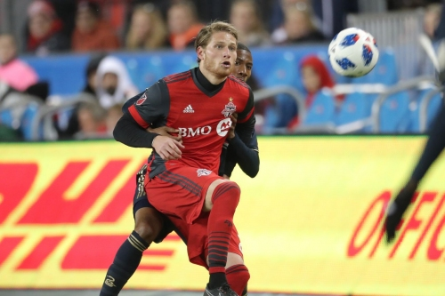Toronto FC trade Nicolas Hasler to Chicago Fire