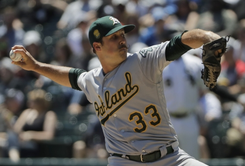 The tough decision A's will need to make with starting rotation