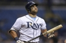 Rays' Kevin Kiermaier leaves game with foot discomfort