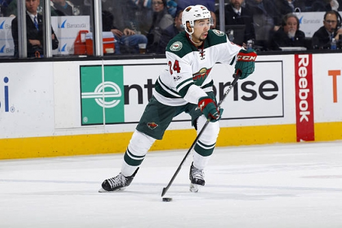 Matt Dumba Re-Signs With the Minnesota Wild