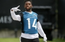 Sorting out the Jaguars wide receiver training camp depth chart