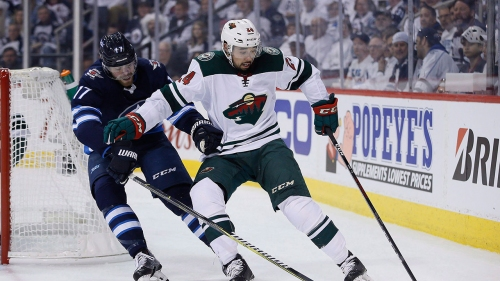 Wild sign defenceman Matt Dumba to five-year contract