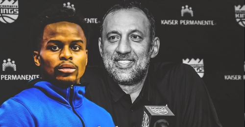 Yogi Ferrell excited about Vlade Divac's vision, is bringing heart to Sacramento