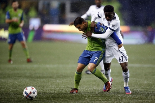 Three Questions With: Sounder at Heart