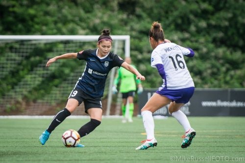Seattle Reign v. Orlando Pride: Gamethread and Updates