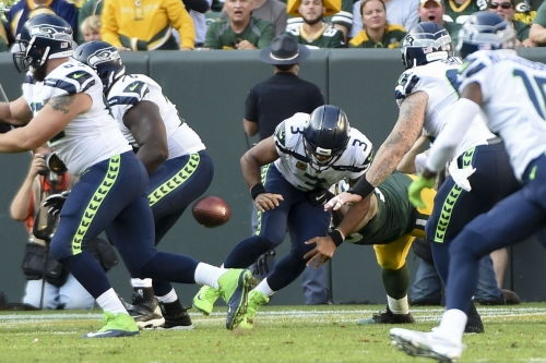 Is this the year that Russell Wilson solves the Packers defense?