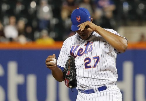 Report: A's bolster bullpen, acquire Jeurys Familia from Mets
