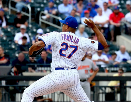 Mets deal Jeurys Familia to Oakland for pair of prospects