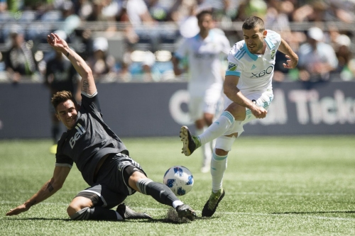 Match Report: Seattle Sounders v. Vancouver Whitecaps