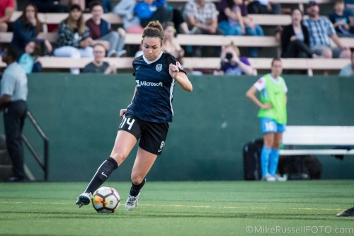 Reign FC close trilogy against Orlando Pride with 1-1 draw