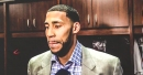 Grizzlies' Garrett Temple discusses how he heard about his trade from Sacramento