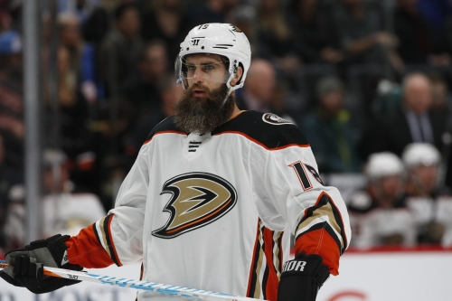 Ducks GM Bob Murray confident Patrick Eaves will play full season