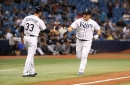 Rays 2, Marlins 3: Two long dongs not enough