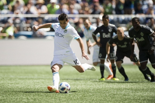 Report Card: Whitecaps vs Sounders