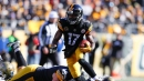 Ex-Steelers WR Eli Rogers to work out for Chiefs, Browns, and Raiders