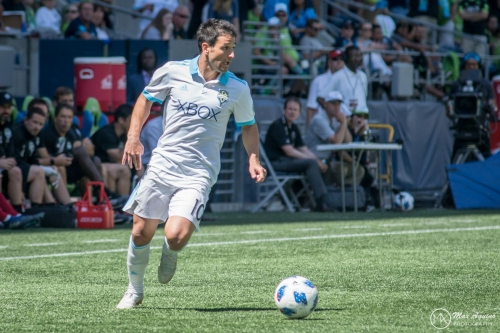 Nicolas Lodeiro sparks home win as Sounders extend unbeaten streak