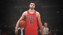 Zach LaVine wants to be Chicago's No. 1 option