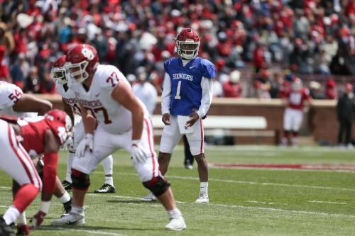 Oklahoma football: Lincoln Riley talks quarterback battle between Kyler Murray, Austin Kendall