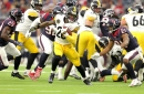 Steelers running back trio ranked third best in the NFL