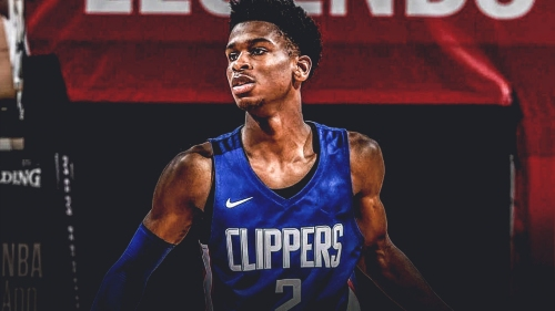 Clippers rookie Shai Gilgeous-Alexander felt 'most comfortable' with LA